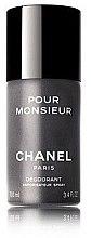 Parfumuri și produse cosmetice Chanel Pour Monsieur - Deodorant