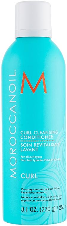 Balsam 2 în 1 pentru păr ondulat - Moroccanoil Curl Cleansing Conditioner — Imagine N1