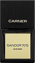 Parfumuri și produse cosmetice Carner Barcelona Sandor 70's - Apă de parfum
