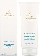 Parfumuri și produse cosmetice Gel exfoliant de curățare pentru față - Aromatherapy Associates Hydrating Rose Exfoliating Cleanser