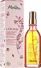 Parfumuri și produse cosmetice Ulei de corp - Melvita L'Or Rose Huile Fermeté