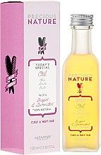 Parfumuri și produse cosmetice Ulei hrănitor pentru păr ondulat și creț - Alfaparf Precious Nature Oil Curly & Wavy Hair Grape & Lavender