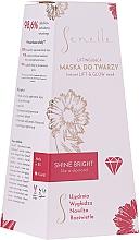 Parfumuri și produse cosmetice Mască de față - Senelle Instant Lift & Glow Mask