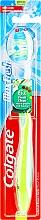 Parfumuri și produse cosmetice Periuță de dinți, duritate medie, verde - Colgate Max Fresh Medium
