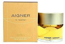 Parfumuri și produse cosmetice Aigner In Leather Woman - Apă de toaletă
