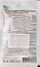"""Scrub exfoliant pentru curățarea tenului """"Fulgi de ovăz"""" - FitoKosmetik  — Imagine N2"""