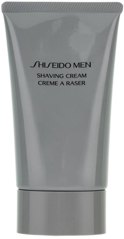 Cremă de ras - Shiseido Men Shaving Cream — Imagine N2