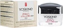 Parfumuri și produse cosmetice Cremă de zi pentru ten uscat și combinat 60+ - Yoskine Classic Pro Collagen Day Cream 60+