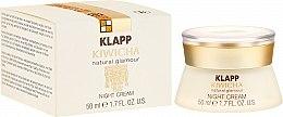 Parfumuri și produse cosmetice Cremă de noapte pentru față - Klapp Kiwicha Night Cream