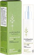Parfumuri și produse cosmetice Cremă-fluid de față - Madara Cosmetics EcoFace