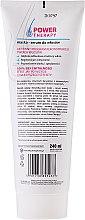 "Mască-ser pentru păr ""Regenerare și Restaurare"" - Dermo Pharma Power Therapy Deep Repair & Reconstruction Hair Mask — Imagine N2"