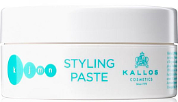 Parfumuri și produse cosmetice Pastă de păr - Kallos Cosmetics KJMN Styling Paste