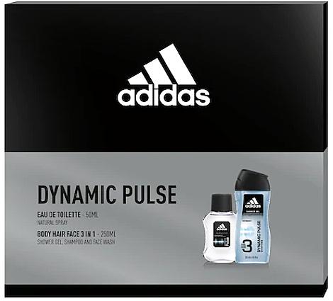 Adidas Dynamic Pulse - Set (edt/50ml + sh/gel/250ml) — Imagine N1