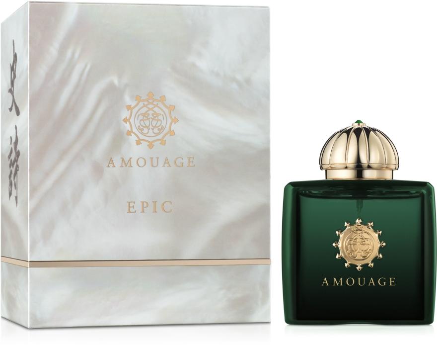 Amouage Epic For Woman - Apă de parfum  — Imagine N2