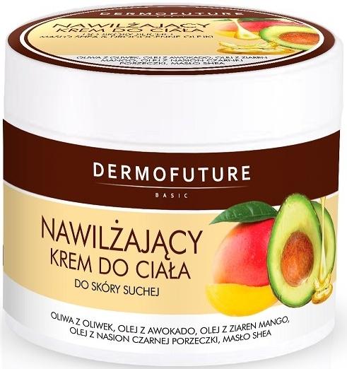 Cremă pentru corp - DermoFuture Body Cream