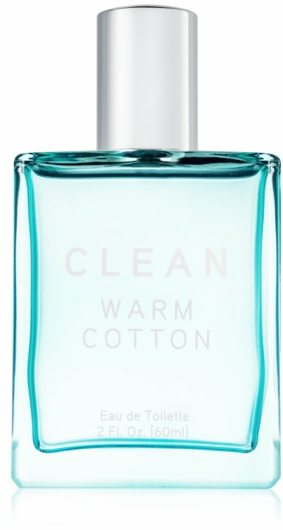 Clean Warm Cotton - Apă de toaletă — Imagine N1