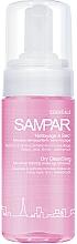 Parfumuri și produse cosmetice Spumă de curățare pentru față, fără clătire - Sampar Dry Cleansing Foaming