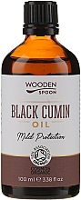 Parfumuri și produse cosmetice Ulei de chimen negru - Wooden Spoon Black Cumin Oil