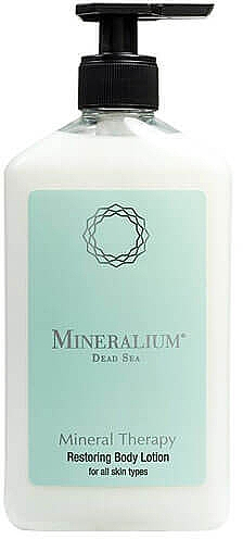 Loțiune revitalizantă de corp - Minerallium Mineral Therapy Restoring Body Lotion