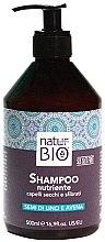 Parfumuri și produse cosmetice Șampon - Renee Blanche Natur Green Bio Nutriente Shampoo