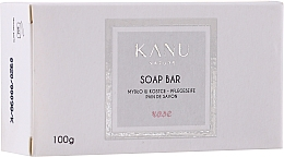"""Parfumuri și produse cosmetice Săpun """"Trandafir"""" pentru mâini și corp - Kanu Nature Soap Bar Rose"""