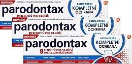 Parfumuri și produse cosmetice Set - Parodontax Extra Fresh