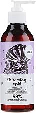 """Parfumuri și produse cosmetice Șampon natural pentru părul uscat și deteriorat """"Oriental Garden"""" - Yope"""