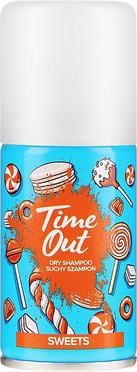 Șampon uscat pentru păr - Time Out Dry Shampoo Sweets