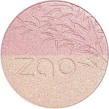 Parfumuri și produse cosmetice Pudră de față - Zao Duo Shine-Up Powder (rezervă)