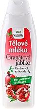 Parfumuri și produse cosmetice Lapte de corp - Bione Cosmetics Pomegranate Body Milk With Antioxidants