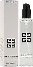 Tonic micelar pentru față - Givenchy Ready-To-Cleanse Micellar Water Skin Toner — Imagine N1