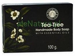Parfumuri și produse cosmetice Săpun - Song of India Soap Tea Tree
