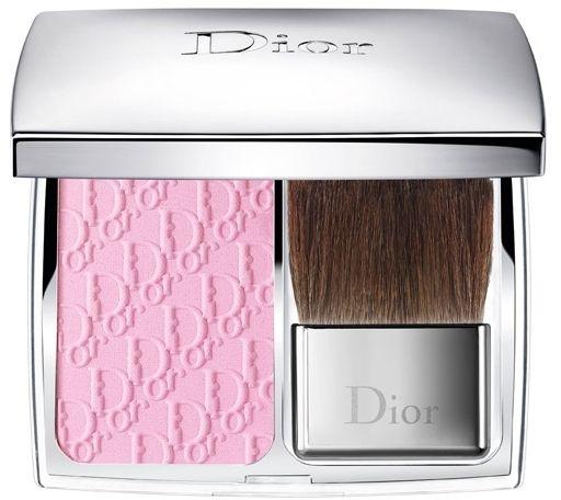 Fard compact de obraz - Christian Dior Rosy Glow — Imagine N1