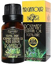 Parfumuri și produse cosmetice Ulei esențial de rozmarin - Arganour Essential Oil Rosemary