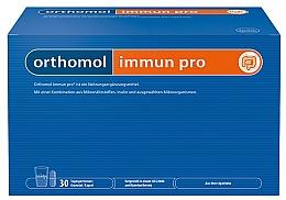 Parfumuri și produse cosmetice Vitamine, granule + probiotice (30 zile) - Orthomol Immun Pro
