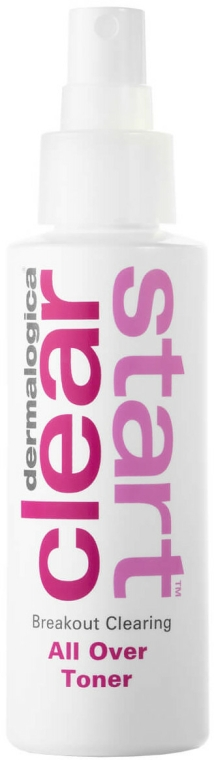 Toner pentru față - Dermalogica Clear Start Breakout Clearing All Over Toner — Imagine N1