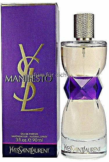 Yves Saint Laurent Manifesto - Apă de parfum — Imagine N3