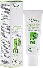 Parfumuri și produse cosmetice Fluid matifiant pentru ten - Melvita Nectar Pur Fluide Hydratant Matifiant