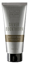 Parfumuri și produse cosmetice Șampon-gel de duș - Scottish Fine Soaps Silver Buckthorn Hair & Body Wash