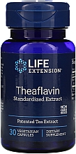 "Parfumuri și produse cosmetice Supliment alimentar ""Theaflavin"" - Life Extension Theaflavin Standardized Extract"