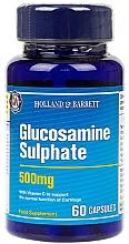 """Parfumuri și produse cosmetice Supliment alimentar """"Sulfat de glucozamină"""" - Holland & Barrett Glucosamine Sulphate 500mg"""
