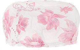 Parfumuri și produse cosmetice Cască de baie, 9298, flori roz - Donegal Shower Cap