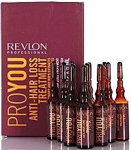 Loțiune împotriva căderii părului - Revlon Professional Pro You Anti-Hair Loss Treatment — Imagine N2