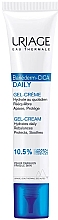 Parfumuri și produse cosmetice Gel cremă de zi pentru față - Uriage Bariederm Cica Daily Gel-Creme