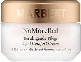 Parfumuri și produse cosmetice Cremă calmantă pentru față - Marbert Anti-Redness Care NoMoreRed Light Comfort Cream