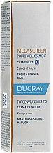Parfumuri și produse cosmetice Cremă de noapte pentru față - Ducray Melascreen Night Cream