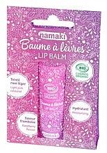 """Parfumuri și produse cosmetice Balsam de buze """"Zmeură"""" - Namaki"""