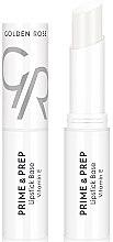 Parfumuri și produse cosmetice Primer pentru buze - Golden Rose Prime & Prep Lipstick Base