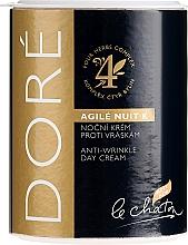 Parfumuri și produse cosmetice Cremă de noapte antirid - Le Chaton Dore Night Wrinkle Cream Agile Nuit K
