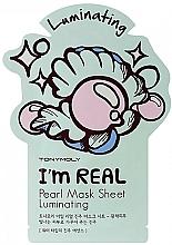 Parfumuri și produse cosmetice Mască de țesut cu extract de perle - Tony Moly I Am Pearl Sheet Mask